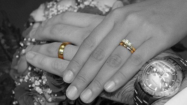 Najavite vjenčanje